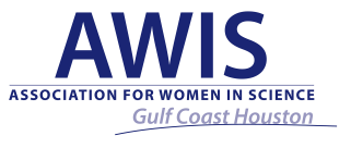 Association for Women in Science, Gulf Coast Houston chapter (AWIS-GCH)