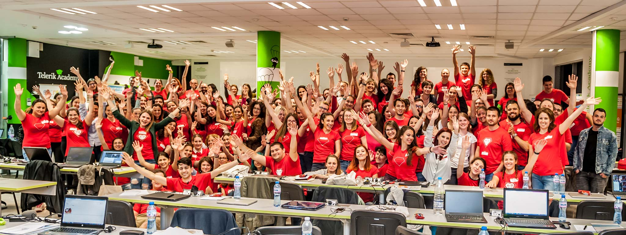 Rails Girls Sofia 8.0 May 2017 Friday Hug